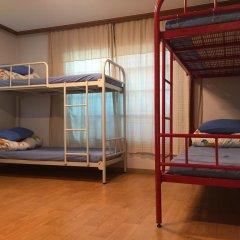 Отель Backpackers Inside Стандартный семейный номер с двуспальной кроватью фото 4