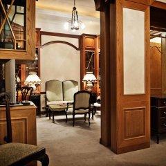 Отель Hôtel De Vendôme Париж гостиничный бар