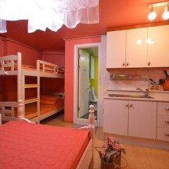 Отель Han River Guesthouse 2* Семейная студия с двуспальной кроватью фото 36
