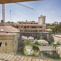 Sweet Inn Apartment King David Residence Израиль, Иерусалим - отзывы, цены и фото номеров - забронировать отель Sweet Inn Apartment King David Residence онлайн балкон