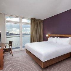 Отель DoubleTree By Hilton London Excel 4* Люкс с различными типами кроватей