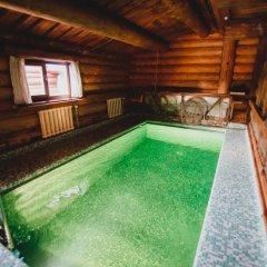 Гостевой дом Бобровая Долина бассейн