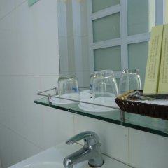 Nam Ngai Hotel Стандартный семейный номер с двуспальной кроватью фото 10
