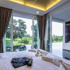 Отель Hamilton Grand Residence 3* Люкс с различными типами кроватей фото 21