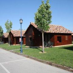 Отель Camping Iratxe Ciudad de Vacaciones парковка