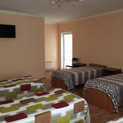 Хостел Красная Поляна Кровать в общем номере с двухъярусными кроватями фото 5