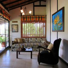 Отель Finca Hotel La Sonora Колумбия, Монтенегро - отзывы, цены и фото номеров - забронировать отель Finca Hotel La Sonora онлайн интерьер отеля