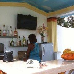 Отель Villa Capri Бока Чика гостиничный бар