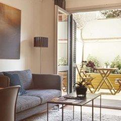 Отель Palauet Tres Torres Барселона комната для гостей фото 5