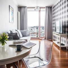 Апартаменты Triton Park Apartments Улучшенные апартаменты с различными типами кроватей фото 6