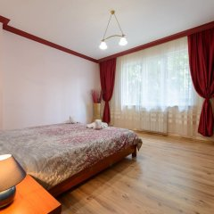 Отель Vitoshka Vip Apartments Hotel Болгария, София - отзывы, цены и фото номеров - забронировать отель Vitoshka Vip Apartments Hotel онлайн комната для гостей фото 5
