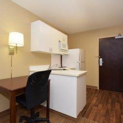 Отель Extended Stay America Pittsburgh - Monroeville 2* Студия с различными типами кроватей фото 6