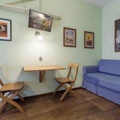 Хостел Друзья на Банковском Номер с общей ванной комнатой с различными типами кроватей (общая ванная комната) фото 10