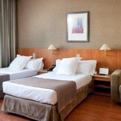 Отель Catalonia Gran Via 4* Стандартный номер с двуспальной кроватью фото 3