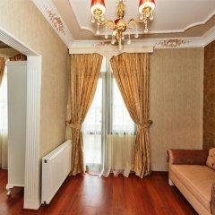 Enderun Hotel Istanbul 4* Стандартный семейный номер с двуспальной кроватью фото 5