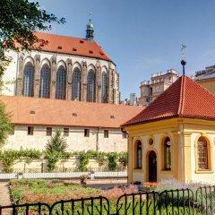 Adria Hotel Prague 5* Стандартный номер фото 21