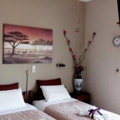 Отель Amaryllis 2* Стандартный номер с различными типами кроватей фото 23