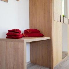 Отель Tischlmühle Appartements & mehr Улучшенные апартаменты с различными типами кроватей фото 40