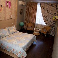 Бизнес-Отель City Номер Комфорт разные типы кроватей фото 8