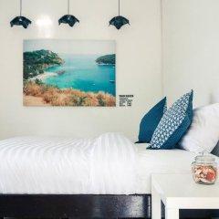 Отель Yanui Beach Hideaway 2* Стандартный номер с различными типами кроватей фото 3