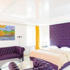 Апарт-отель Кутузов 3* Улучшенные апартаменты с различными типами кроватей фото 4