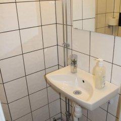 Birka Hostel Стандартный номер с различными типами кроватей (общая ванная комната) фото 9