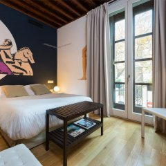 Rusticae Gar-Anat Hotel Boutique 3* Номер категории Эконом с различными типами кроватей фото 6
