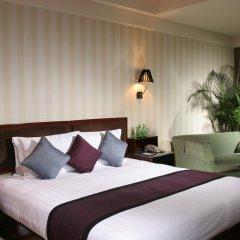 Harriway Garden Hotel Houjie 4* Улучшенный номер с различными типами кроватей фото 2