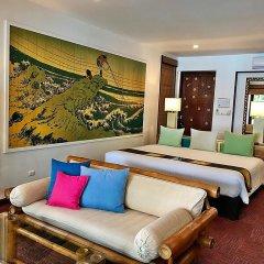 Отель Mom Tri S Villa Royale 5* Стандартный номер фото 2