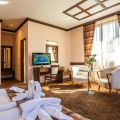 Teteven Hotel 3* Полулюкс разные типы кроватей фото 5