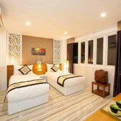 Acacia Saigon Hotel 3* Номер Делюкс с 2 отдельными кроватями фото 4