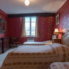 Отель Hôtel Esmeralda Стандартный номер с различными типами кроватей фото 4