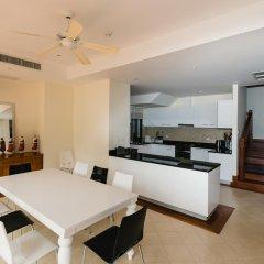 Отель Phuket Marbella Villa 4* Вилла с различными типами кроватей фото 46