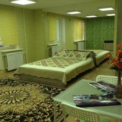 Гостиница Апартотель Лондон-Париж Улучшенные апартаменты с различными типами кроватей