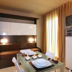 Отель Residence Sottovento 3* Студия с различными типами кроватей фото 3