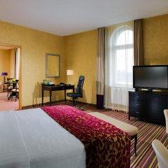 Гостиница Кортъярд Марриотт Санкт-Петербург Васильевский 4* Двухкомнатный люкс с одной спальней разные типы кроватей