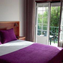 Hotel Louro 3* Улучшенный номер двуспальная кровать фото 14