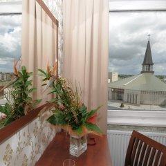 Отель Synet Литва, Мажейкяй - отзывы, цены и фото номеров - забронировать отель Synet онлайн балкон