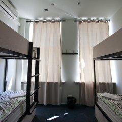 V4Vilnius Hostel Кровать в общем номере с двухъярусной кроватью фото 4