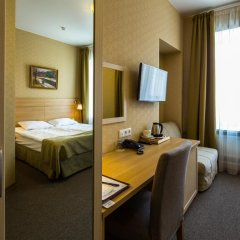Апартаменты Невский Гранд Апартаменты Улучшенный номер с различными типами кроватей фото 25