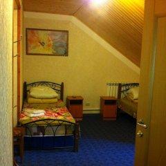 Гостиница Айс Черри Домбай Стандартный номер с двуспальной кроватью фото 24