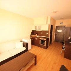 Апартаменты Menada Luxor Apartments Студия Эконом с различными типами кроватей фото 13