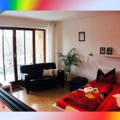 Отель FeWo II - VI Altstadt - Am grossen Garten Германия, Дрезден - отзывы, цены и фото номеров - забронировать отель FeWo II - VI Altstadt - Am grossen Garten онлайн комната для гостей фото 4