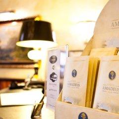Amadeus Hotel интерьер отеля фото 2