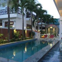 Отель Full House Homestay Hoi An Вьетнам, Хойан - отзывы, цены и фото номеров - забронировать отель Full House Homestay Hoi An онлайн бассейн фото 2