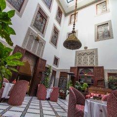 Отель Riad dar Chrifa Марокко, Фес - отзывы, цены и фото номеров - забронировать отель Riad dar Chrifa онлайн фото 11
