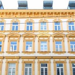 Отель Pink Grapefruit City Condo Апартаменты с различными типами кроватей фото 14