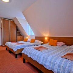Отель Pensjonat Cicha Woda Косцелиско комната для гостей фото 5