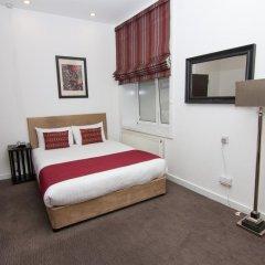 Отель Euston Square 3* Улучшенный номер с различными типами кроватей