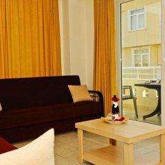 Апартаменты Irem Garden Apartments Апартаменты с различными типами кроватей фото 13